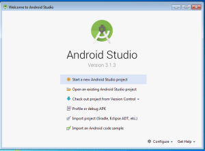 How to install Android Studio in hindi