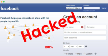 Facebook id kaise hack kare